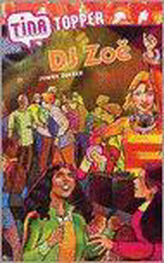 TINA TOPPER 67 DJ ZOE - Jonny Zucker |