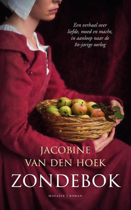 Zondebok - Jacobine van den Hoek |