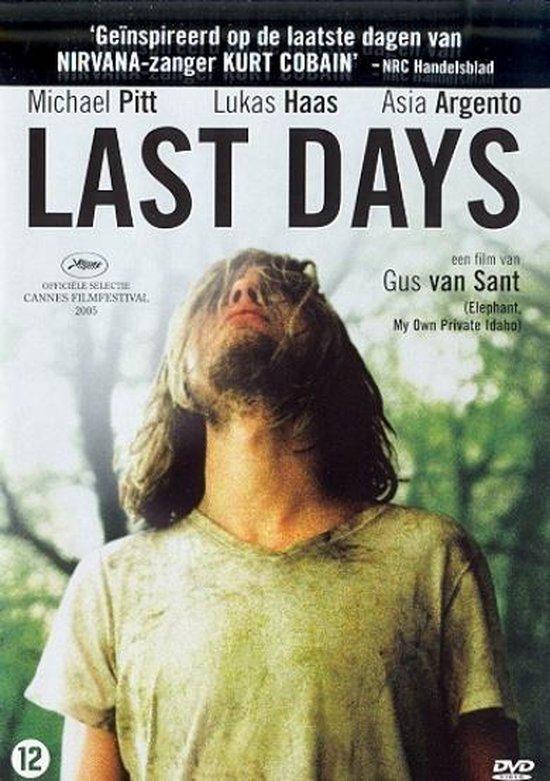 Cover van de film 'Last Days'