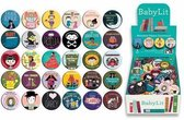 BabyLit Buttons