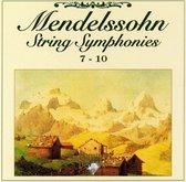 Mendelssohn Bartholdy: Die Jugendsymphonien Nos. 7-9, 10
