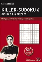 Killer-Sudoku 6 - einfach bis extrem