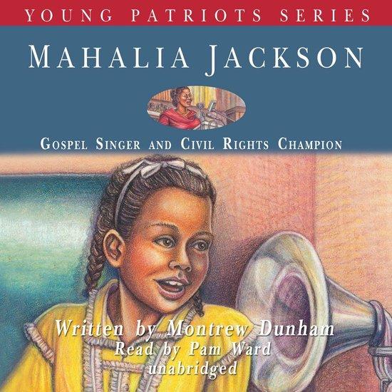 Boek cover Mahalia Jackson van Montrew Dunham (Onbekend)
