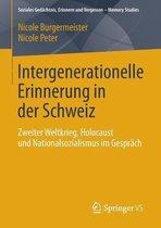 Intergenerationelle Erinnerung in Der Schweiz