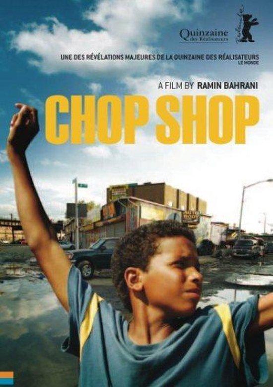 Cover van de film 'Chop Shop'