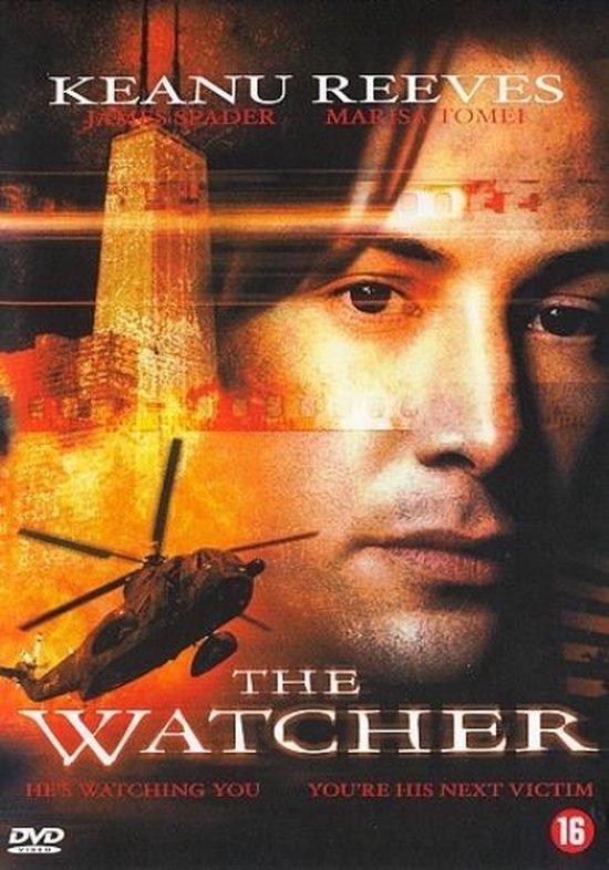 Cover van de film 'The Watcher'