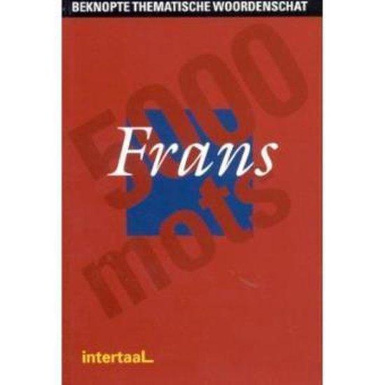 Beknopte thematische woordenschat Frans - Wolfgang Fischer |