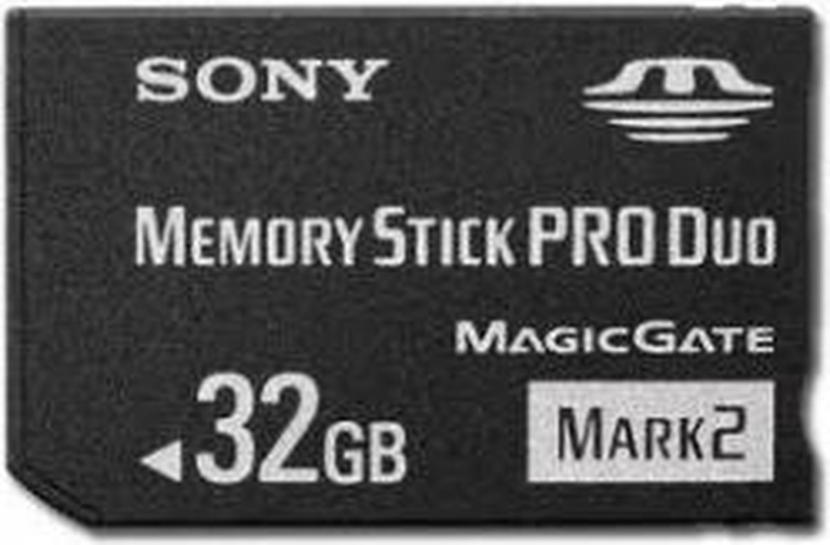 Sony Memory Stick PRO Duo Mark 2 - 32 GB - Sony