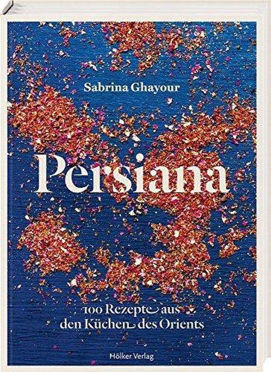 Boek cover Persiana van Sabrina Ghayour (Hardcover)