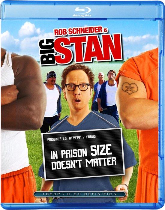 Cover van de film 'Big Stan'