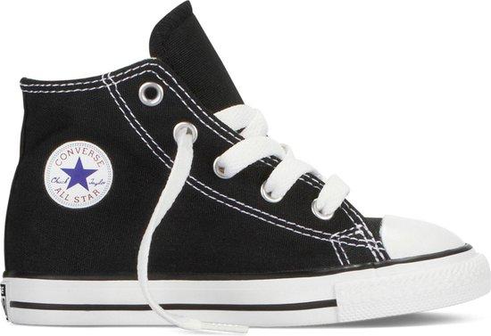 Converse Meisjes Hoge sneakers Chuck Taylor A.s Hi Kids - Zwart - Maat 21