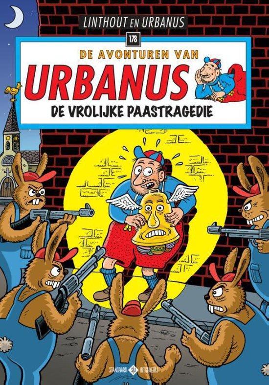 Urbanus 178. de vrolijke paastragedie - Willy Linthout pdf epub
