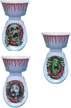Horror toilet hoes