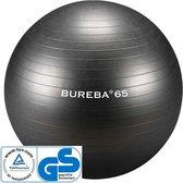 Trendy Sport - Professionele Gymnatiekbal - Fitnessbal - Bureba - Ø 65 cm - Antraciet - 500 kg belastbaar - Tuv/GS getest