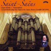 Complete Organ Works Vol1: Transcri