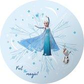 Disney Frozen Snow - Rond strandlaken - Ø 130 cm - Blauw