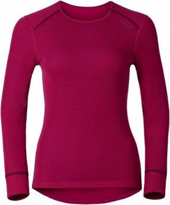 Odlo Warm shirt -Roze- Dames Maat M