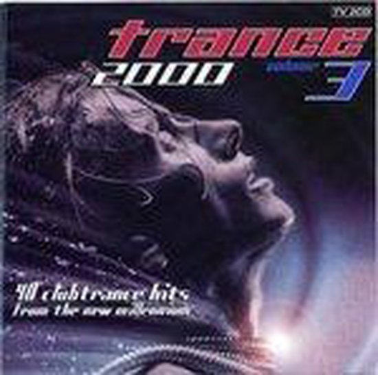 Trance 2000, Vol. 3 [Metro]