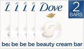 Dove Beauty Cream Original Zeep - 24 x 2 stuks - Voordeelverpakking