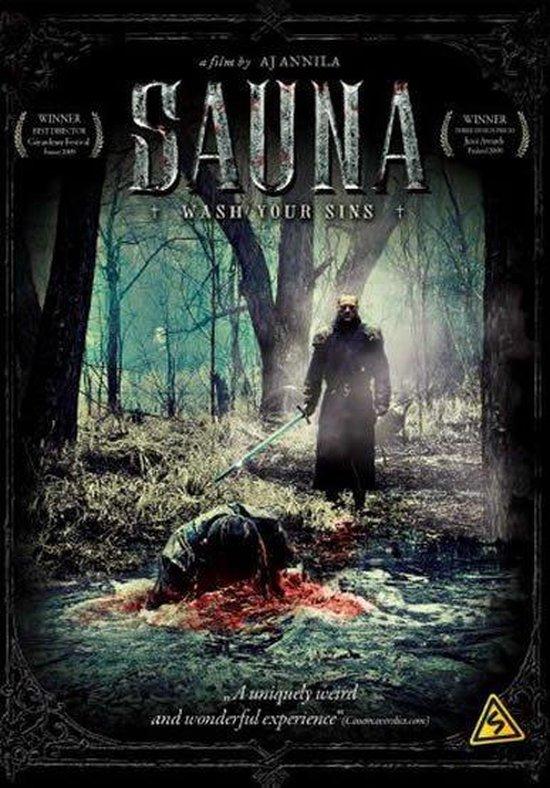 Cover van de film 'Sauna'
