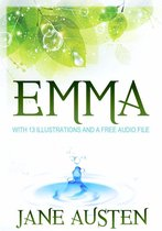 Emma: With 13 Illustrations and a Free Audio File