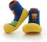 Robot geel babyschoenen, maat  20