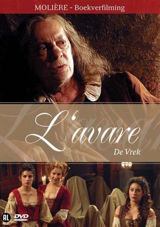 Cover van de film 'L'Avare'