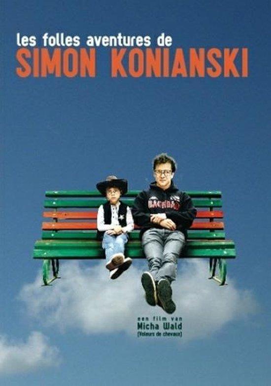 Cover van de film 'Simon Konianski'