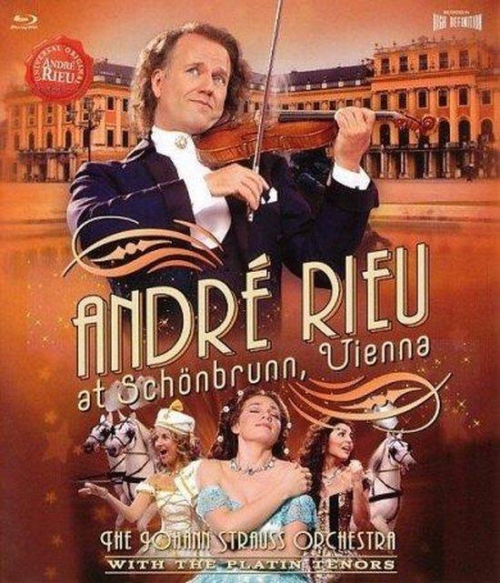 Cover van de film 'Andre Rieu - At Schonbrunn, Vienna'