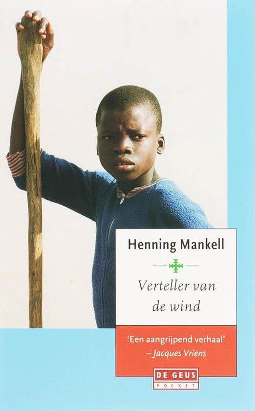 Verteller van de wind - Henning Mankell pdf epub