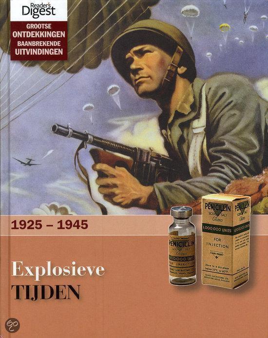 Explosieve Tijden 1925-1945 - Nvt. | Fthsonline.com