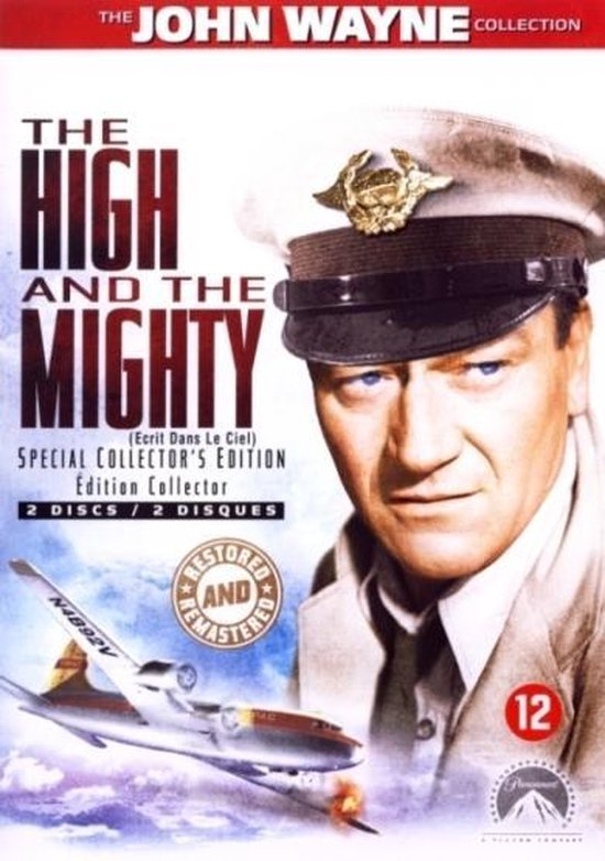 Cover van de film 'High And The Mighty'
