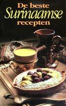 Boek cover DE BESTE SURINAAMSE RECEPTEN van Fokkelien Dijkstra (Paperback)