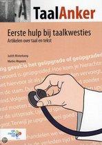 TaalAnker - Eerste hulp bij taalkwesties