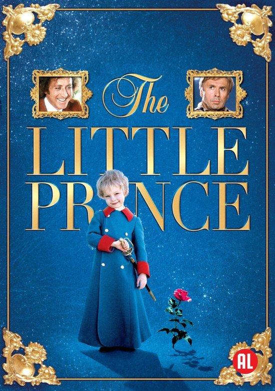 Cover van de film 'Little Prince'