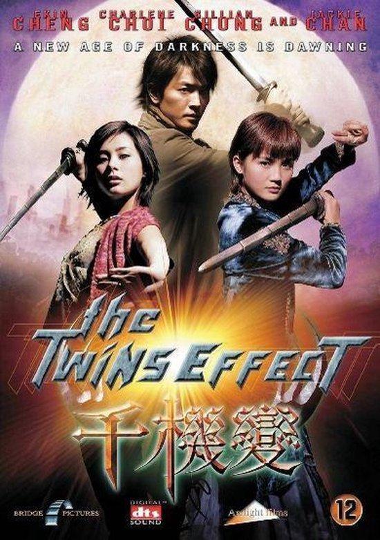 Cover van de film 'Twins Effect'