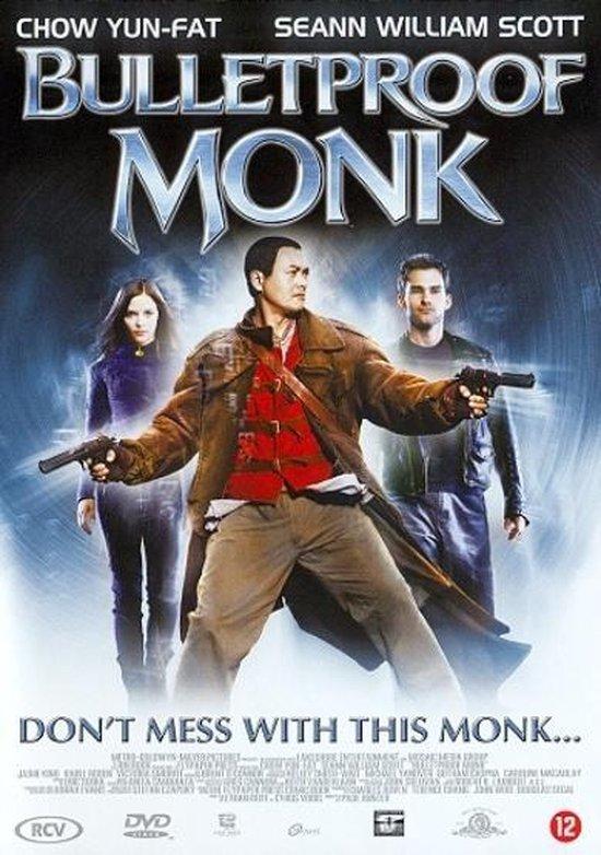 Cover van de film 'Bulletproof Monk'