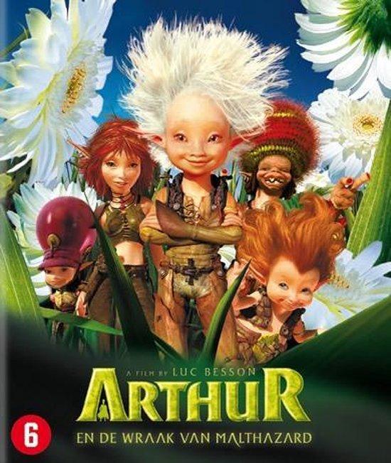 Cover van de film 'Arthur En De Wraak Van Malthazard'