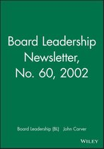 Board Leadership Newsletter