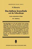 Omslag Das Asthma Bronchiale Und Die Pollenallergie
