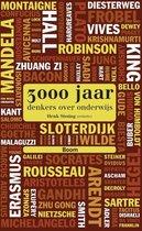 3000 jaar denkers over onderwijs