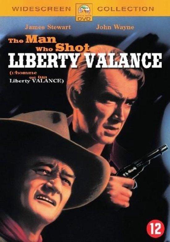 Cover van de film 'Man Who Shot Liberty Valance'