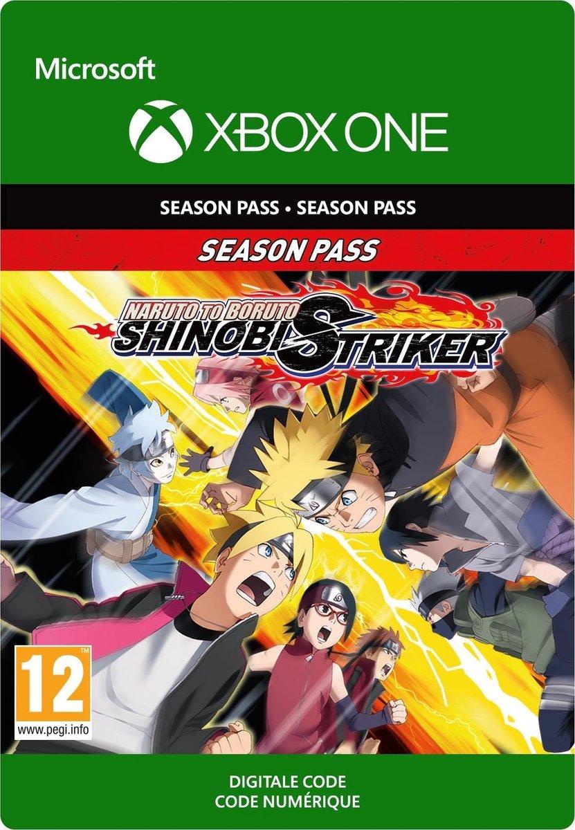Naruto to Boruto: Shinobi Striker - Season Pass - Xbox One