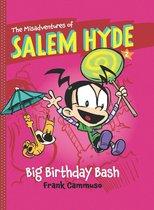 Omslag The Misadventures of Salem Hyde