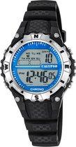Calypso Tweens K5684/1 - Horloge - Kunststof - Zwart - 38 mm