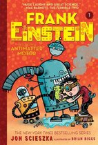 Frank Einstein and the Antimatter Motor