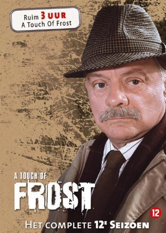 Cover van de film 'A Touch Of Frost'