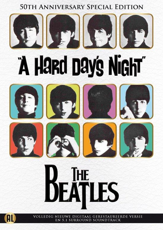 Dvd - Hard Days Night (A) 50th Anniversar