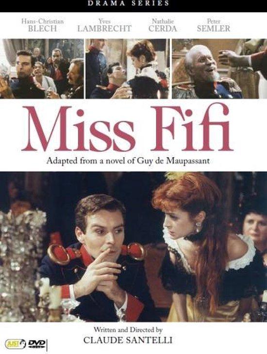 Cover van de film 'Miss Fifi'