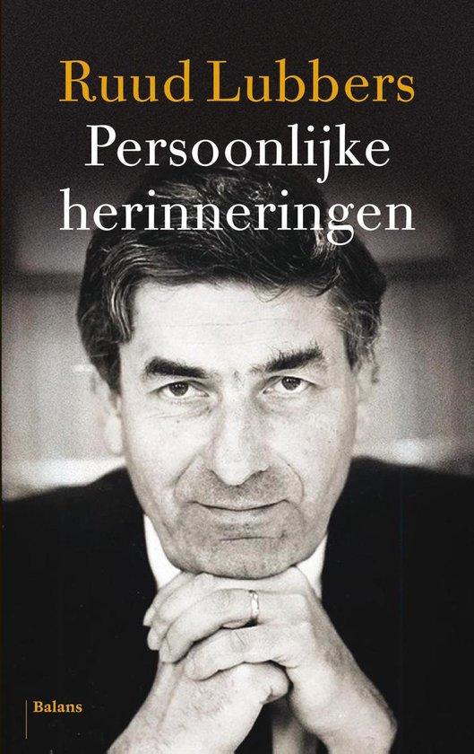 Persoonlijke herinneringen - Ruud Lubbers | Fthsonline.com